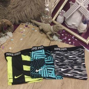 Nike shorts lot